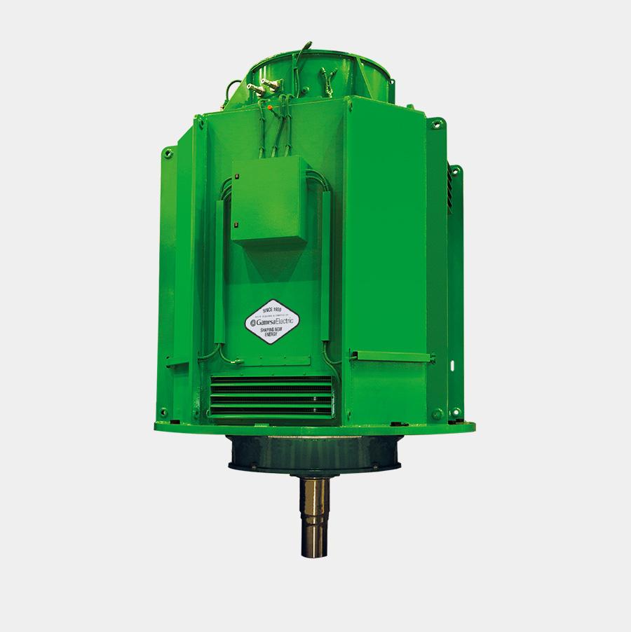 Gamesa Electric Hydroelectric Generators