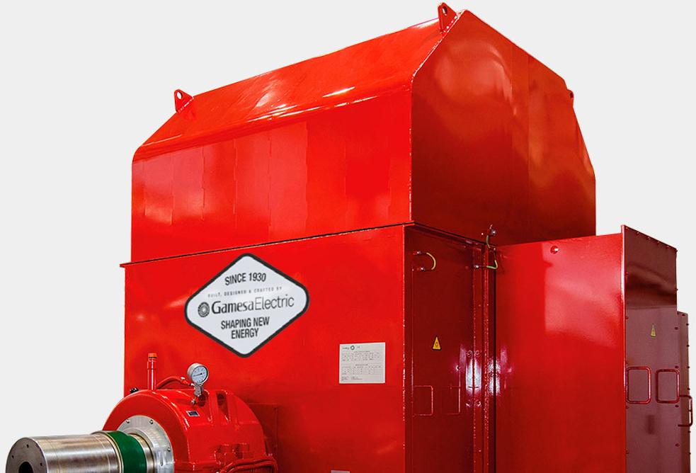 Hydroelectric Generators