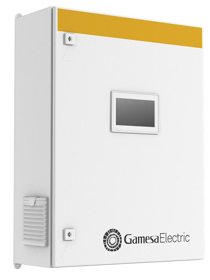Gamesa Electric PV Controller