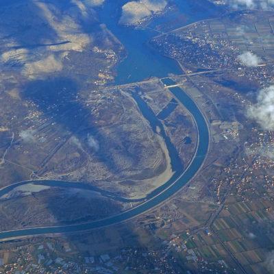 ASHTA hydroelectric project in Albania