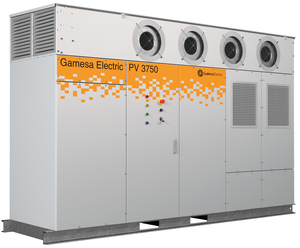 Gamesa Electric PV 3750