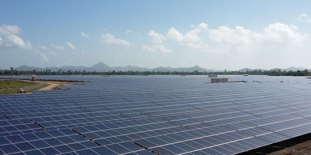 Mata de Palma solar PV plant