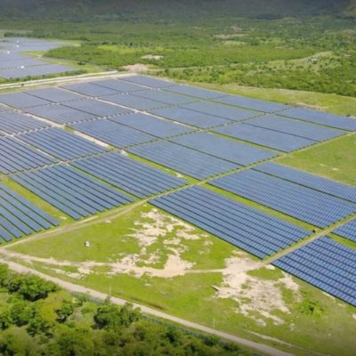 Solar Pacific Phase II solar PV plant
