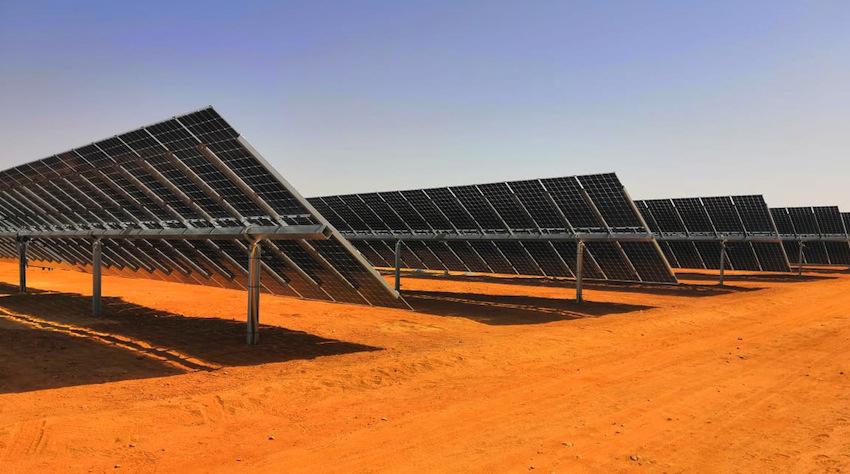 Benban photovoltaic complex
