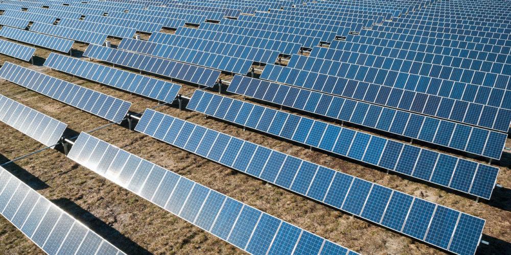 Sol de Inirida solar PV plant