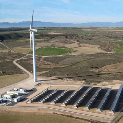 Gamesa Electric at La Plana Hybrid Pilot Plant