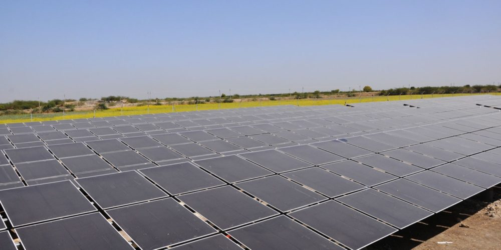 The French plant of Digne-Les Bains incorporates Gamesa Electric PV Stations