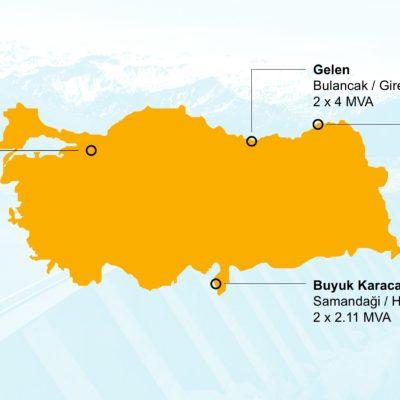 First hydro generators produced locally in Turkey