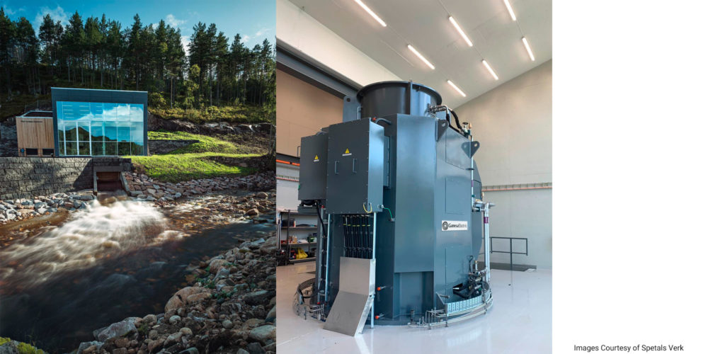 We supply a generator for the Nye Suvdøla plant in Norway