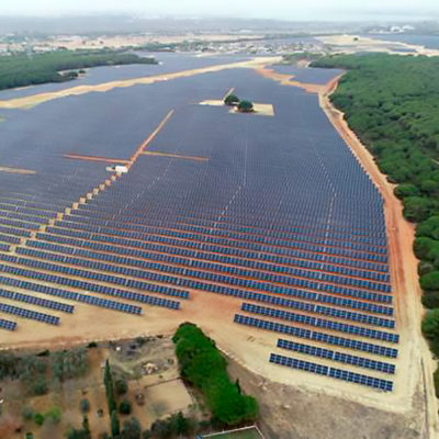 Commissioning of Miramundo photovoltaic solar plant in Spain