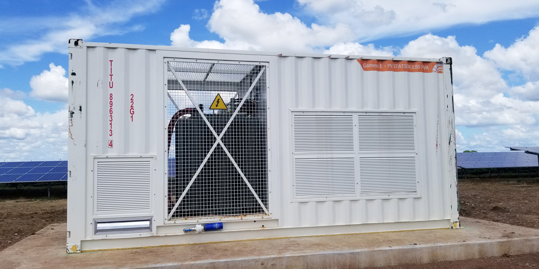 Commissioning of Mata de Palma PV Plant