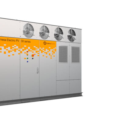 Gamesa Electric obtains certification according to the new Spanish grid code (NTS 631) for its PV 3X series inverters