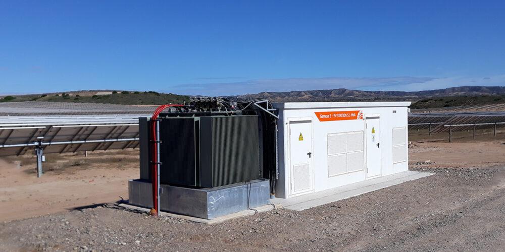 Commissioning of Desafío Solar PV Plant (50 MW)