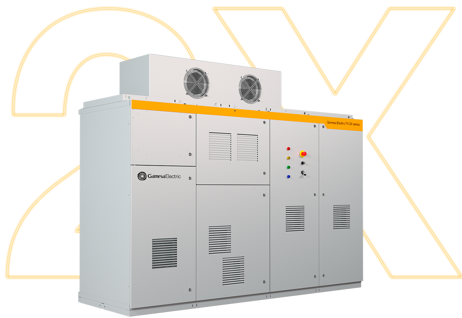 Gamesa Electric PV 2X series Inverters