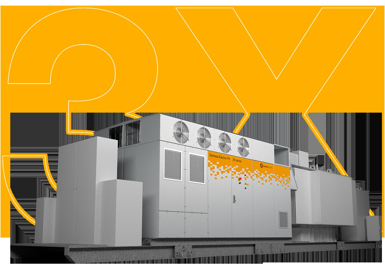 Gamesa Electric PV 3X series PV Stations