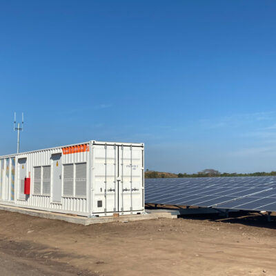 Completion of Sonsonate Solar project (13 MW)