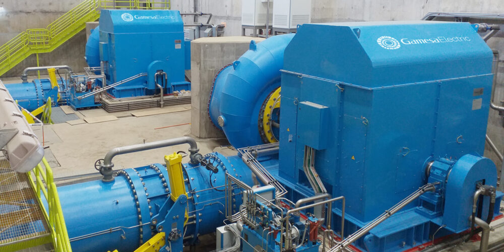 Commissioning of 20 MW Embalse Digua hydropower plant in Chile