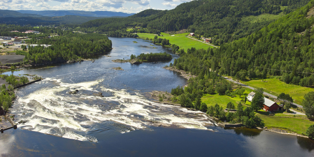 New contract for Fennefoss hydropower plant (9 MW) in Norway