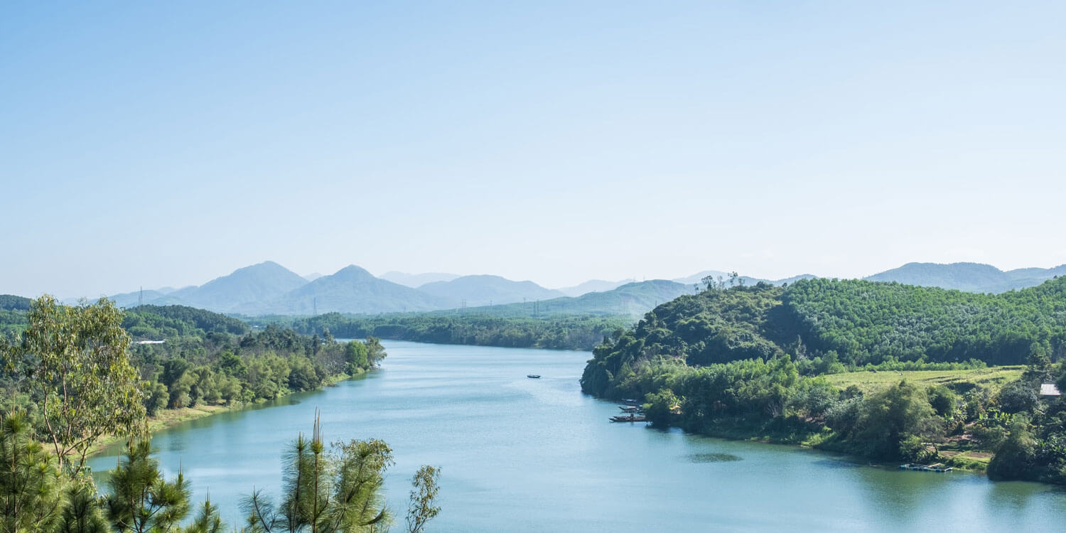 New contract for Nam Cuoi hydropower plant <br>(11 MW) in Vietnam