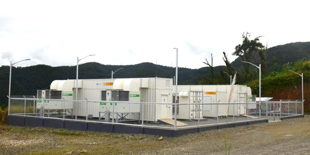 Puerto Galera BESS project (6 MW, 6MWh) in the Philippines